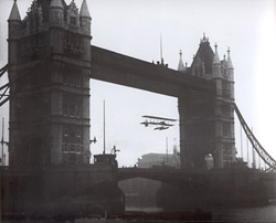 Frank McClean - Tower Bridge